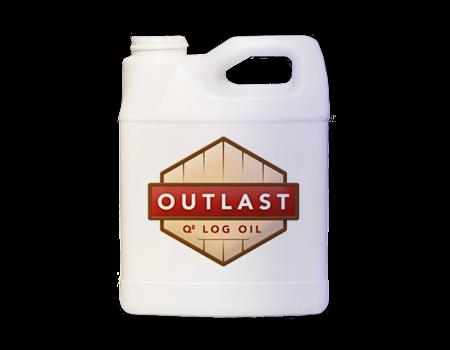 Outlast® Q8 Log Oil Jug white